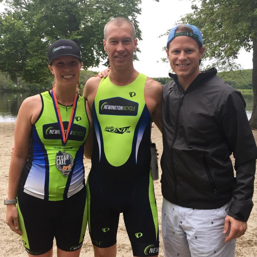 Cedar Lake Tri Race Recap