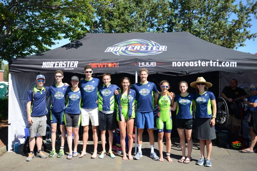 Boston Tri Race Recap