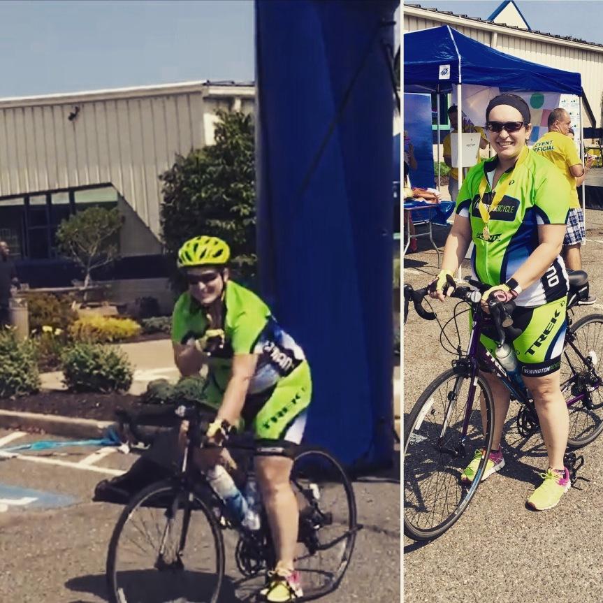 Cystic Fibrosis Ride